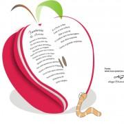 Link toCartoon apple vector