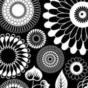 Link toJapanese flowers photoshop brushes