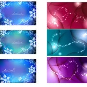 Link toDream snow background art vector