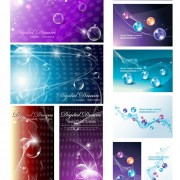 Link toDream bubble background vector