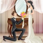 Link toSweet wedding set 80 vector
