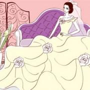 Link toSweet wedding set 85 vector