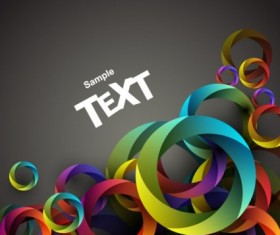 colorful art Background 03 vector