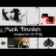 Link toMask brushes  photoshop brushes
