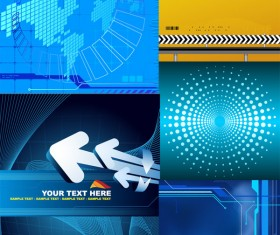 The use of background Vector graphic