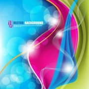 Link toBeautiful colorful art background 03 vector