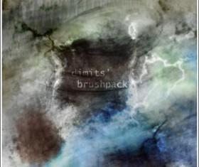 Grunge Brushpack Photoshop Brushes