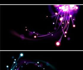 Colorful light background 01 vector Graphic