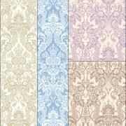 Link toAntique arnage decorative pattern background vector