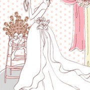 Link toSweet wedding set 96 vector