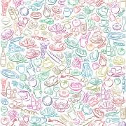 Link toLovely diet background art