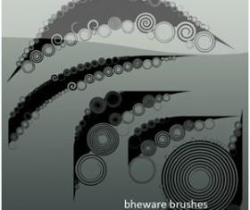 Twirl v2  Photoshop Brushes