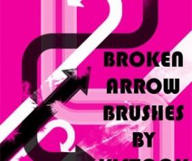 Arrow Photoshop Brushes