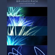Link toPack of abstract brushe photoshop brushes