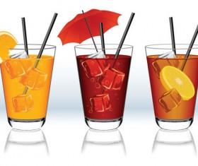Delicious Beverage Vector Graphic