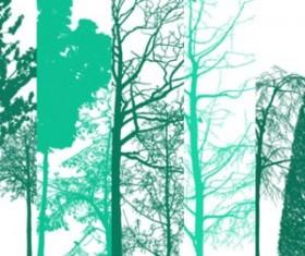 trees Photoshop Brushes