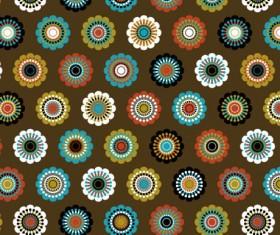 Decorative pattern background shading