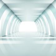 Link toSpacious empty white room design vector 03