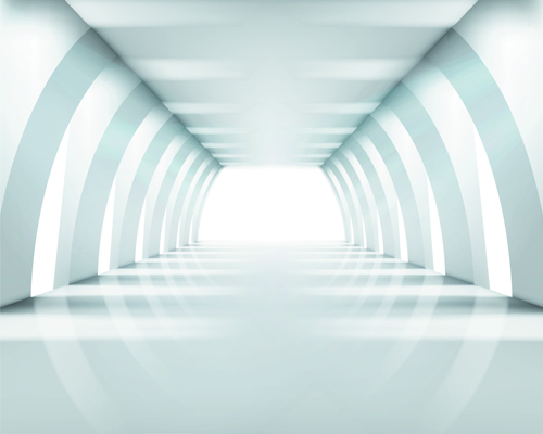 Spacious empty white room design vector 03 vector other for Room design vector