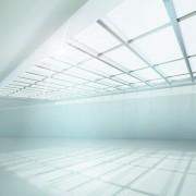 Link toSpacious empty white room design vector 06