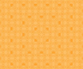 Yellow style vector backgrounds 02