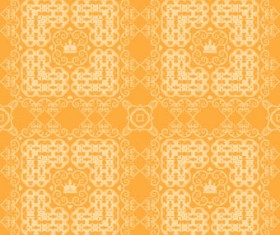 Yellow style vector backgrounds 03