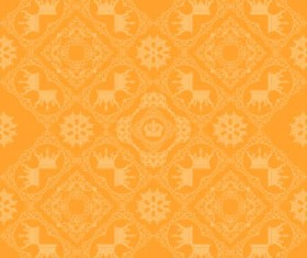 Yellow style vector backgrounds 05