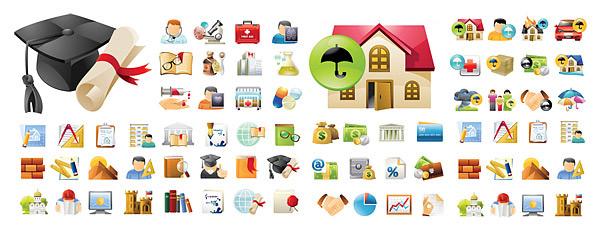 Common Icon vector