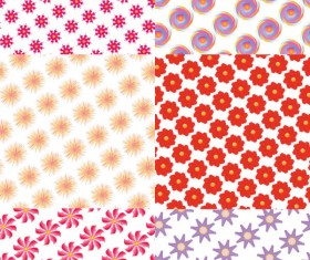 Printing pattern background