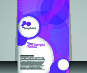 Business brochure Creative design vector 05