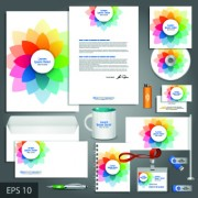 Link toVector corporate identity template kit 01