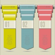 Link toInfographics with numbered vector 01