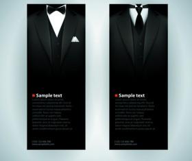 Creative Man's Cards vector 03