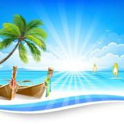 Link toSummer sea background art 05