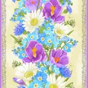 Link toVivid flowers vector art 03