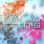 Link toMotion splatter photoshop brushes