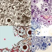 Link toBut decorative pattern background vector art