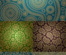 Silk shading Vector