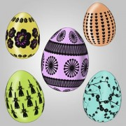 Link toEaster eggs photoshop brushes