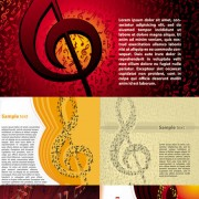 Link toBackground music style vector