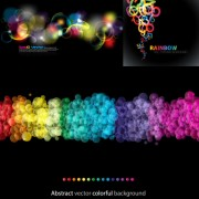 Link toBeautiful abstract colored background