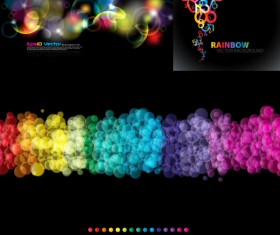 beautiful Abstract colored background