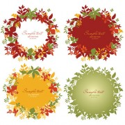 Link toSimple and beautiful wreath art vector