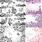 Link toStylish decorative pattern background