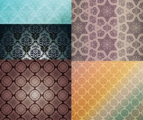 beautiful decorative pattern design elements