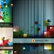 Link toGlare grid background vector art