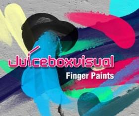 Finger Paints Brush set Photoshop Brushes