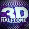 3D Halftone Photoshop Brushes