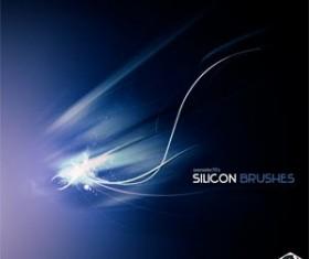Silicon Photoshop Brushes