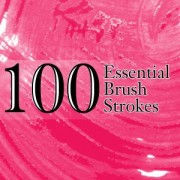 100 essential brush strokes photoshop brushes